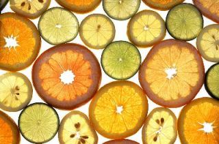 Citrus fruits are high in folic acid, as are green leafy vegetables, beans and legumes, and beets. You could also take a supplement. Image by Scott Bauer via Wikimedia.
